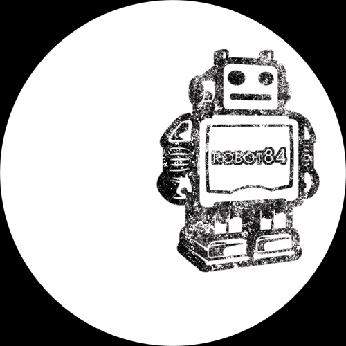 ROB003 - Robot 84, These Drums on Robot 84 Records